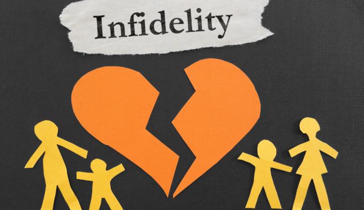 Infidélite et divorce en Israel